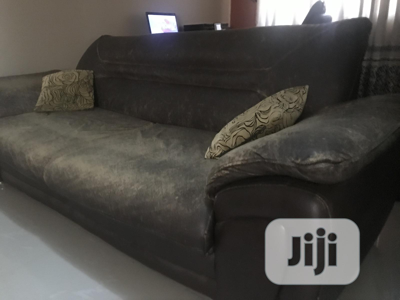 Complete Living Room Furniture Set   Furniture for sale in Mpape, Abuja (FCT) State, Nigeria