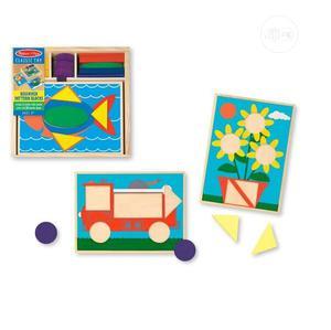 Beginner Pattern Blocks | Toys for sale in Lagos State, Ajah