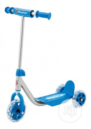 Razor Jr. Lil' Kick Three Wheel Scooter – Blue   Toys for sale in Lagos State, Ajah