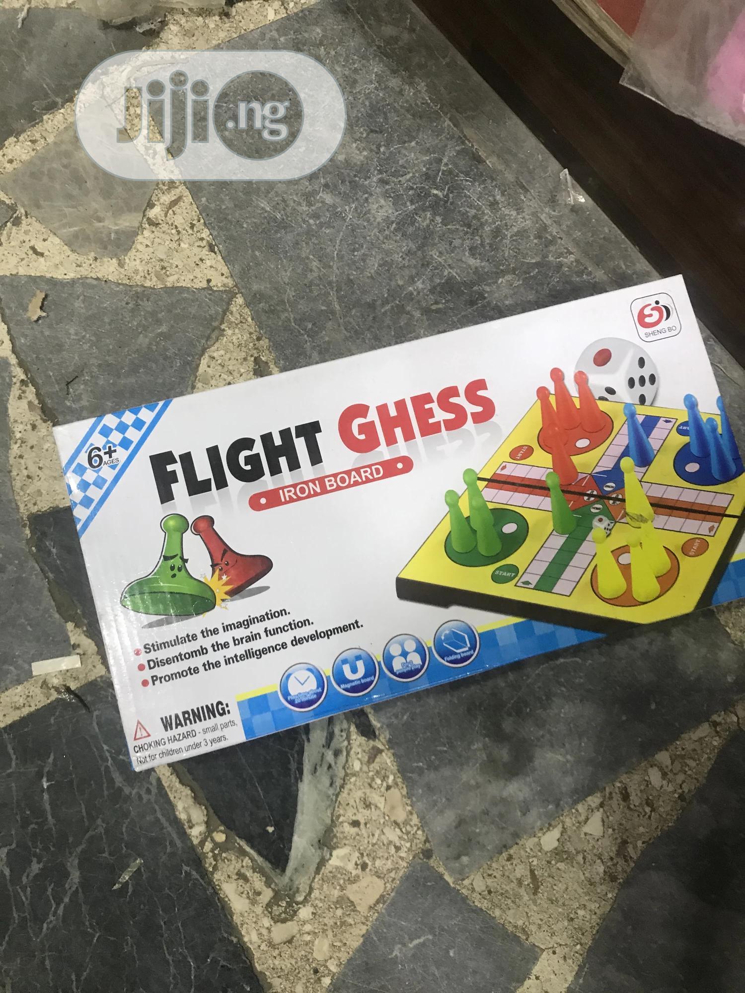 Flight Chess Game