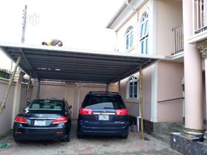Carport Constructed With HB   Building Materials for sale in Lagos State, Victoria Island