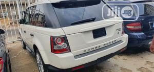 Land Rover Range Rover Sport 2011 HSE 4x4 (5.0L 8cyl 6A) White | Cars for sale in Lagos State, Ikeja