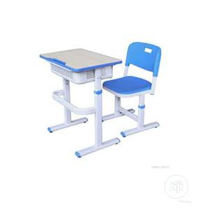 Children Study Table And Chair   Children's Furniture for sale in Lagos State, Apapa