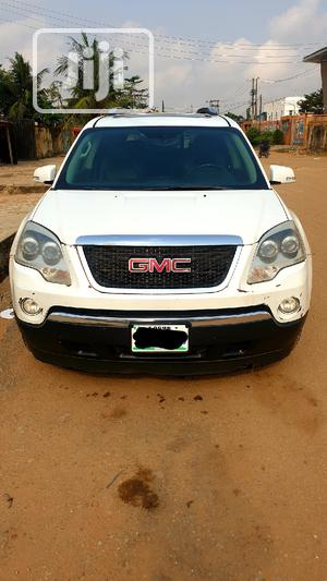 GMC Acadia 2008 SLT-1 AWD White | Cars for sale in Lagos State, Isolo