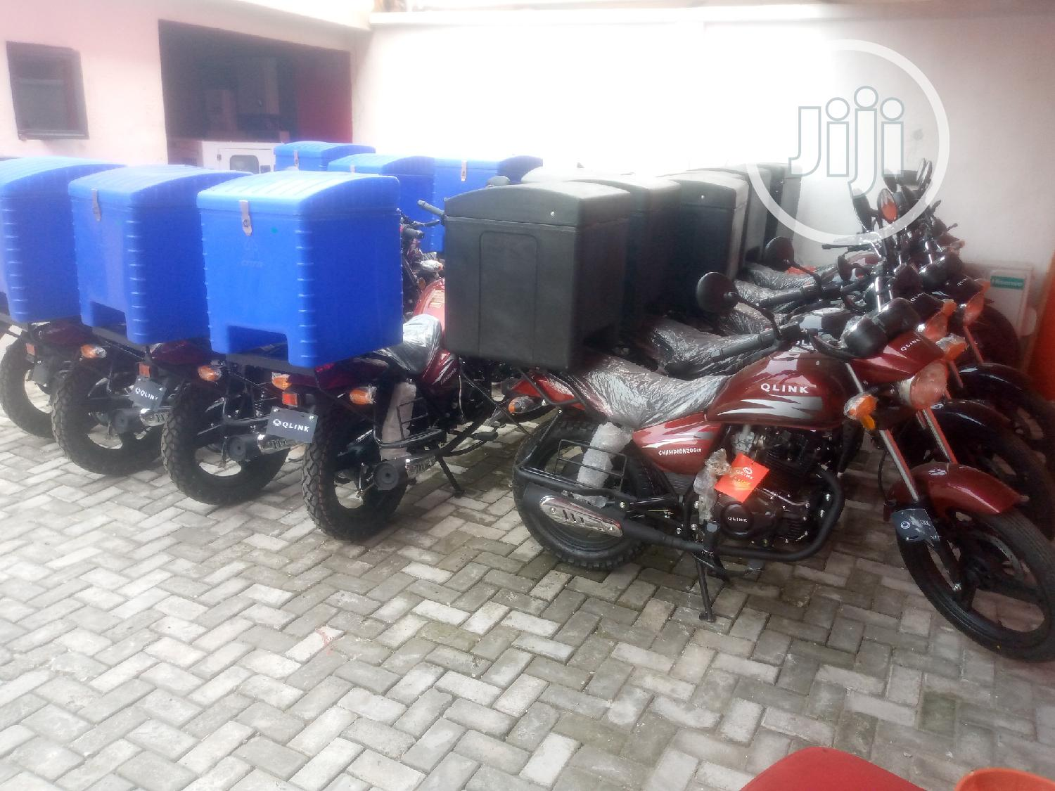 New Qlink XP 200 2019 Black   Motorcycles & Scooters for sale in Yaba, Lagos State, Nigeria