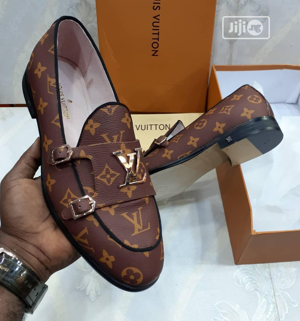Original Louis Vuitton Shoes Available In All Sizes