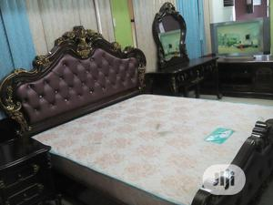 Executive Royal Bed With Wardrobe and Dressing Mirror   Furniture for sale in Abuja (FCT) State, Asokoro