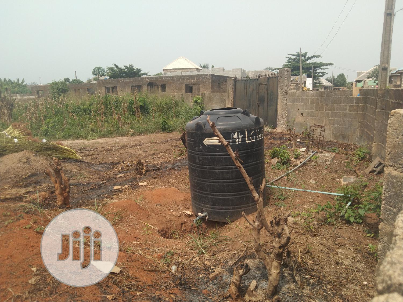 Full Plot of Land Fenced Gate at Itele
