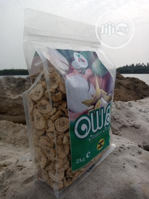 Ungrounded Unripe Plantain Flakes .Elubo | Meals & Drinks for sale in Edo State, Owan