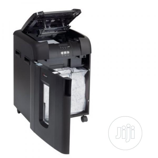 Rexel Auto+ 600x Paper And Documents Shredder Cross Cut