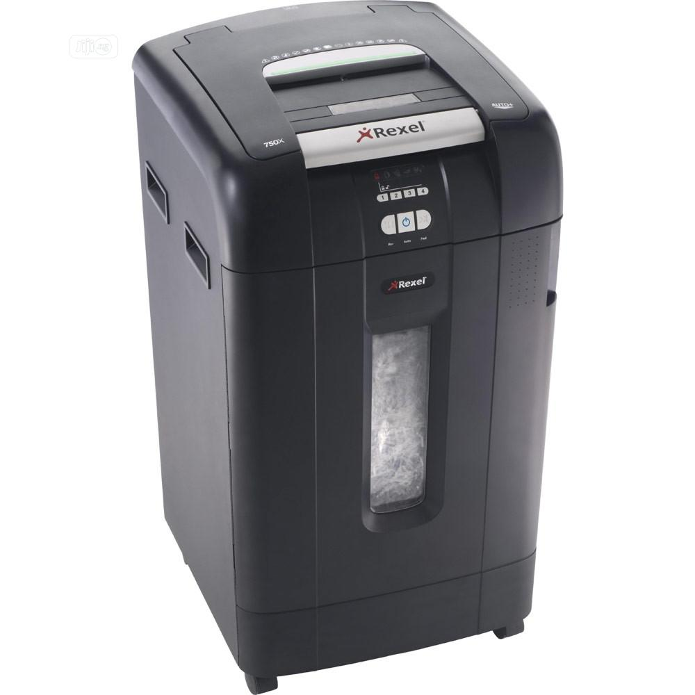 Rexel Auto+ 750x Paper And Documents Shredder Cross Cut