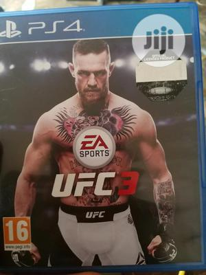 Ufc 3 Ps4 Disc | Video Games for sale in Abuja (FCT) State, Wuse