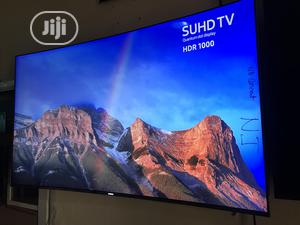 55 Inch Curved Samsung 4K SUHD Smart Tv | TV & DVD Equipment for sale in Abuja (FCT) State, Gwarinpa