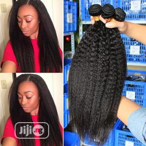 Annaberry Human Hair Kinky Straight | Hair Beauty for sale in Lagos State, Amuwo-Odofin