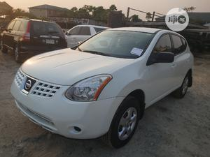 Nissan Rogue 2009 S AWD White   Cars for sale in Bayelsa State, Yenagoa