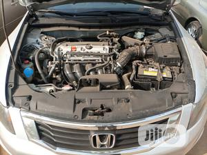Honda Accord 2010 Sedan LX Automatic Silver   Cars for sale in Lagos State, Alimosho
