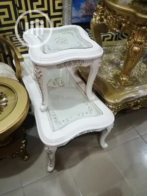 Quality Portable Executive Center Table With Two Side Stool | Furniture for sale in Lagos State, Lekki