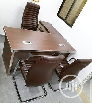 Office Table and Chairs | Furniture for sale in Lagos State, Lekki
