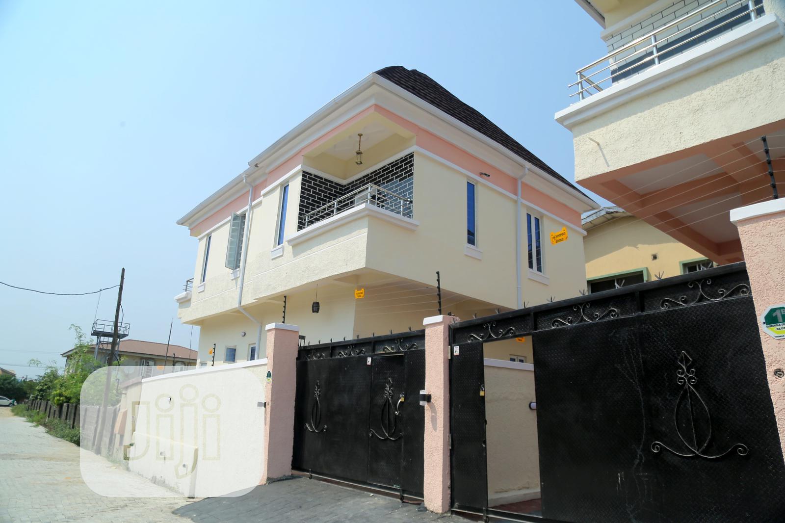 3 Bedroom Detached Duplex Newly Built