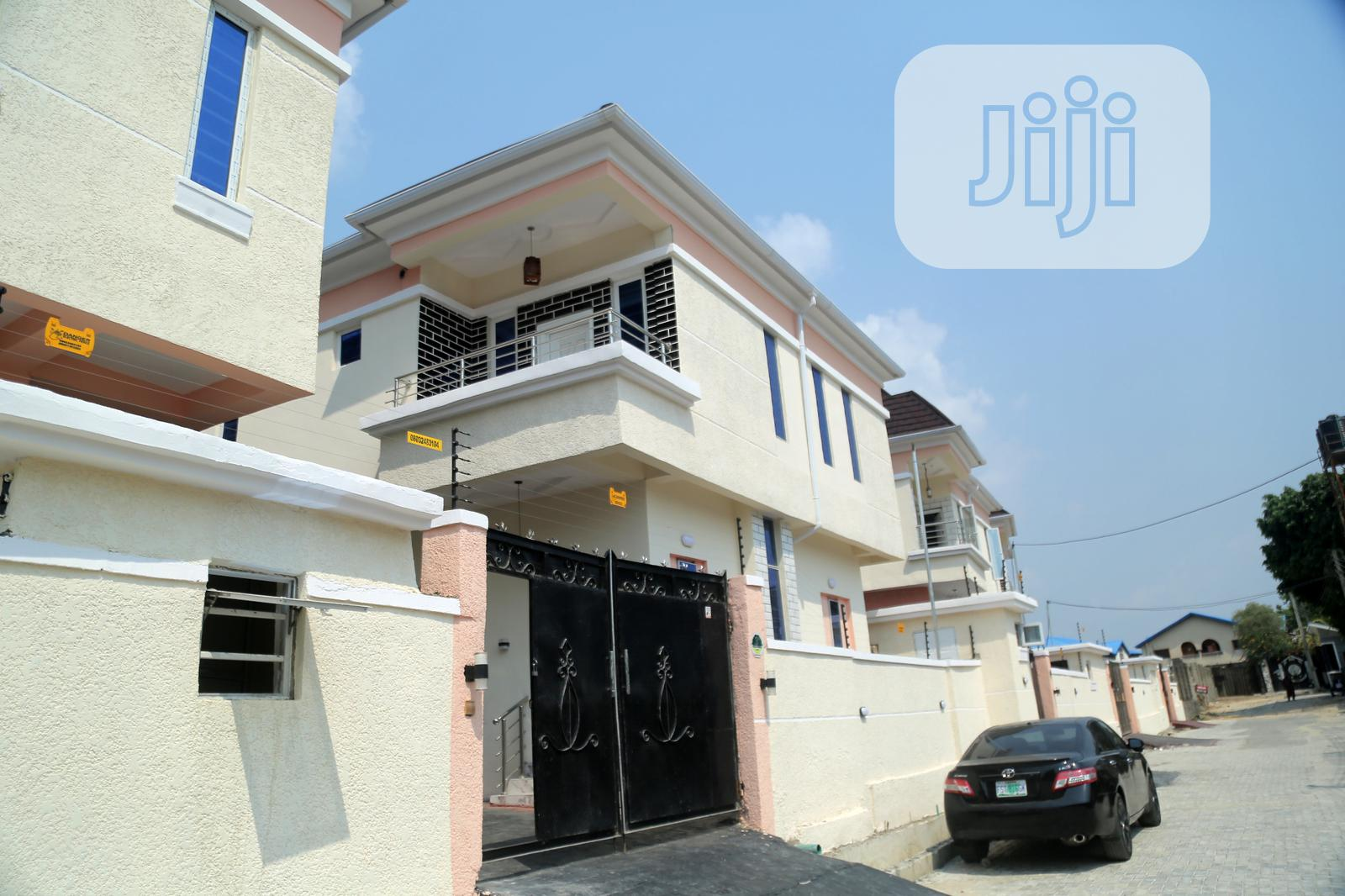 3 Bedroom Detached Duplex Newly Built   Houses & Apartments For Sale for sale in Thomas Estate, Ajah, Nigeria