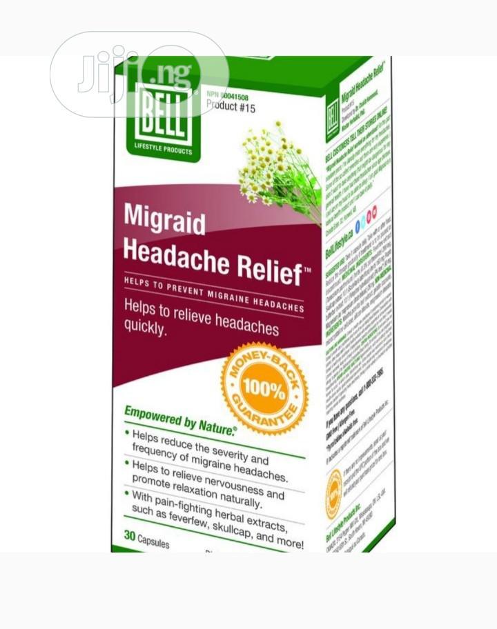 Migraid Headache Relief -Relieve Headaches Quickly