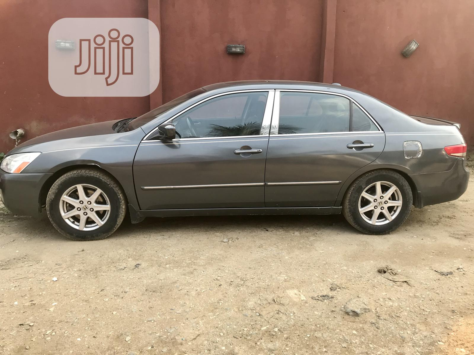 Honda Accord 2003 Automatic Gray
