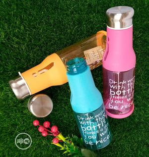 Strawless Water Bottle | Babies & Kids Accessories for sale in Lagos State, Ikeja