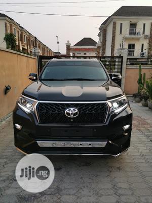 Toyota Land Cruiser Prado 2011 VX Black | Cars for sale in Lagos State, Lekki