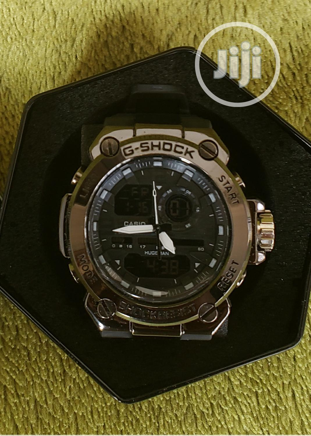 G- Shock Wristwatch