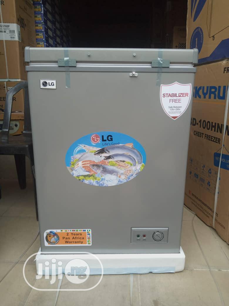 Lg Chest Freezer | Kitchen Appliances for sale in Ojo, Lagos State, Nigeria