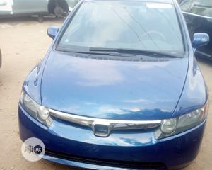 Honda Civic 2008 1.8 EX Blue | Cars for sale in Lagos State, Surulere
