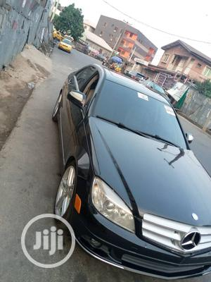 Mercedes-Benz C300 2009 Black | Cars for sale in Lagos State, Alimosho