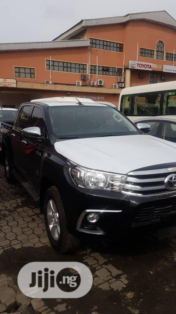 New Toyota Hilux 2020 Black | Cars for sale in Isolo, Lagos State, Nigeria