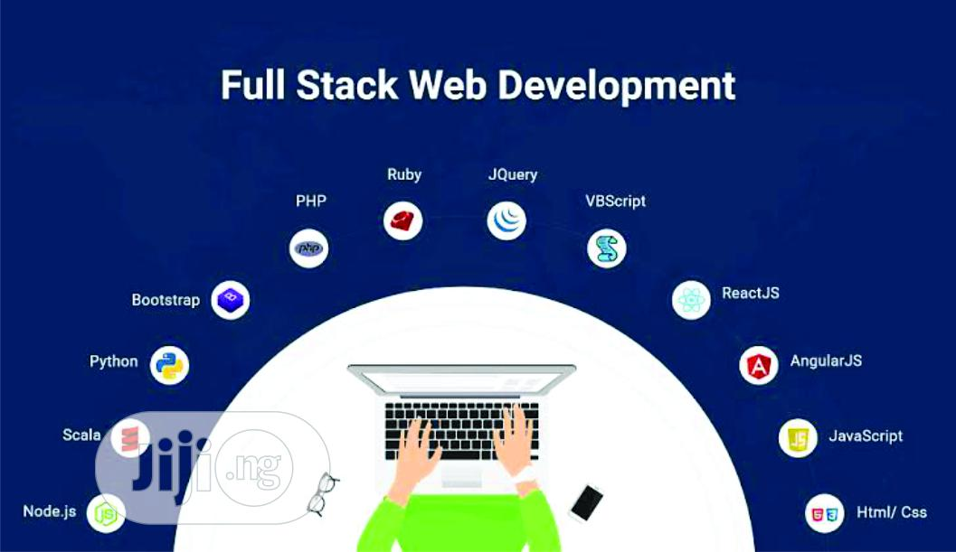 Professional Web Development Service (Website Design)