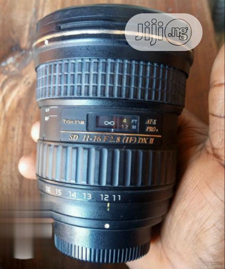 Quality Tokina Lens   Accessories & Supplies for Electronics for sale in Lagos Island (Eko), Lagos State, Nigeria