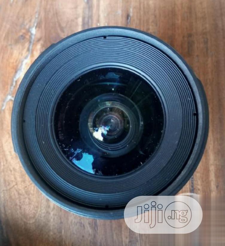 Quality Tokina Lens