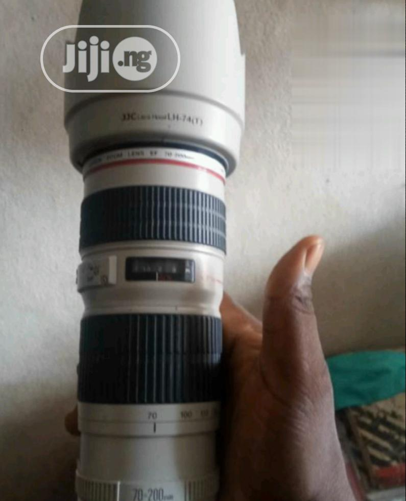 Photo Canon Lens | Accessories & Supplies for Electronics for sale in Lagos Island (Eko), Lagos State, Nigeria
