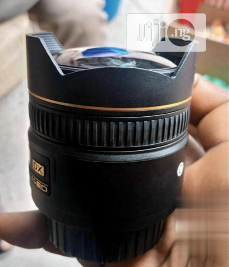 Fish Eye Camera Lens