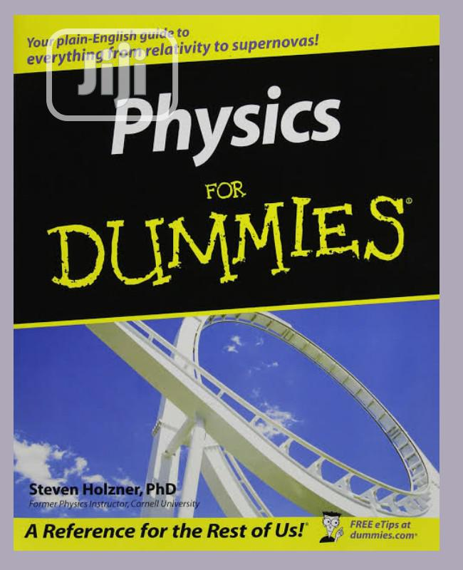 Archive: Physics for Dummies