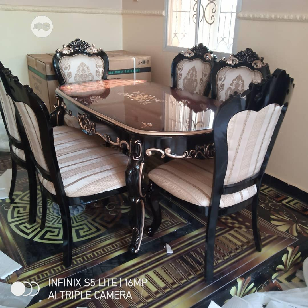 Royal Wooden Dinning