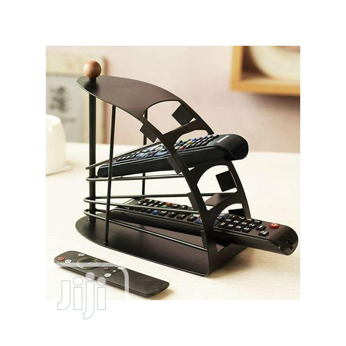 Fanciful Remote Control Organizer Stand | Accessories & Supplies for Electronics for sale in Lagos Island (Eko), Lagos State, Nigeria