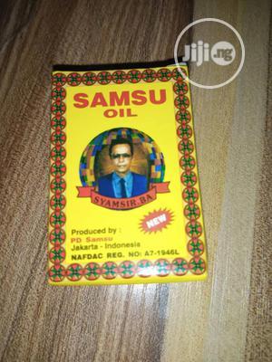 Samsu Oil (Men)   Sexual Wellness for sale in Lagos State, Gbagada