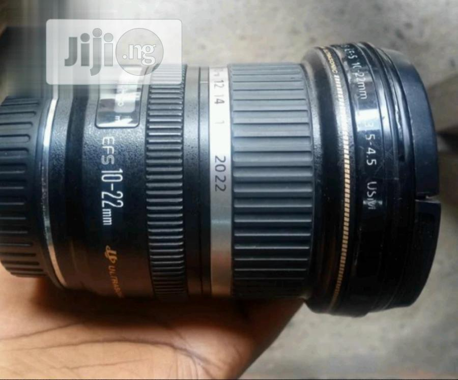 Canon Wide Angle Lens | Accessories & Supplies for Electronics for sale in Lagos Island (Eko), Lagos State, Nigeria