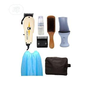 Chaoba Professional Hair Clipper - Full Barbing Kit | Tools & Accessories for sale in Lagos State, Lagos Island (Eko)