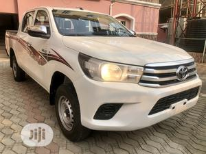Toyota Hilux 2016 SR 4x4 White | Cars for sale in Lagos State, Amuwo-Odofin