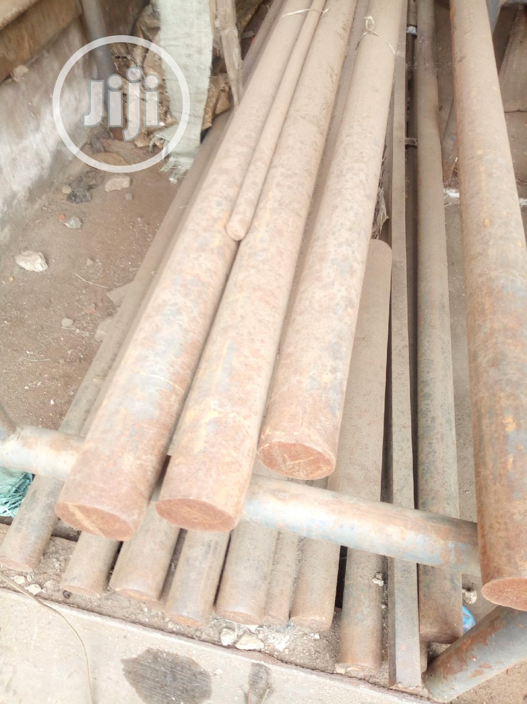 Plane Mil Steel Rod (Plane Rod)