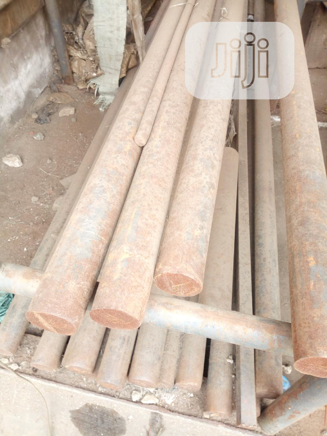 Plane Mil Steel Rod (Plane Rod) | Building Materials for sale in Orile, Lagos State, Nigeria