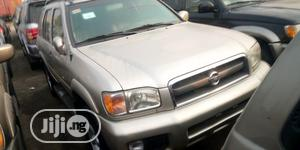 Nissan Pathfinder 2003 LE AWD SUV (3.5L 6cyl 4A) Gold | Cars for sale in Lagos State, Apapa