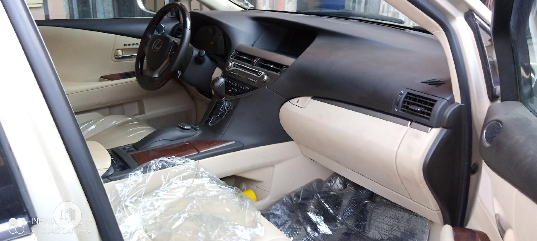 Lexus RX 2015 350 AWD Silver | Cars for sale in Amuwo-Odofin, Lagos State, Nigeria