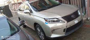 Lexus RX 2015 350 AWD Silver | Cars for sale in Lagos State, Amuwo-Odofin